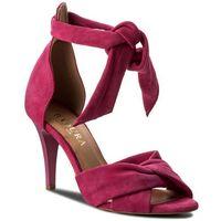 Sandały BADURA - 4650-69 Fuksja 1183, kolor różowy