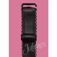 Ramiączka taśma 16mm rb 403,404 rozmiar: 16mm, kolor: czarny/nero, julimex marki Julimex