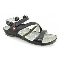 Sandały NIK 07-0028-003 czarny, kolor czarny