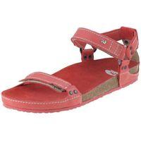Sandały NIK Giatoma Niccoli 07-0095 - Czerwone 027, kolor czerwony