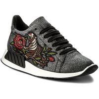 Sneakersy HEGO'S MILANO - 1006 Glitter Fine Nero/Mezza Tigre, w 5 rozmiarach