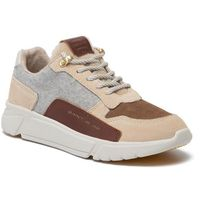 Sneakersy - madison 19533963 maca beige/gray mel. g118 marki Gant