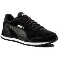Sneakersy PUMA - St Runner v2 Sd 365279 01 Puma Black/Puma Black