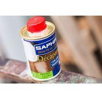 zmywacz wykończenia skóry (rozpuszczalnik farby) decapant - 100ml marki Saphir bdc