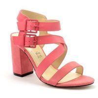 Sandały Monnari BUT0370-M05 czerwony