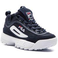 Sneakersy FILA - Disruptor Mesh Low Wmn 1010438.29Y Dress Blue