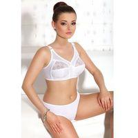 Biustonosz Soft Model 5777 White