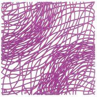 Koziol Panel dekoracyjny silk - fioletowy - fioletowy