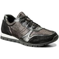 Sneakersy COMFORTABEL - 950561 Schwarz 1, kolor czarny
