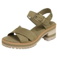 sandały z rzemykami 'violet marsh' oliwkowy marki Timberland