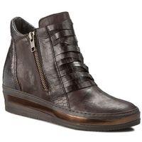Sneakersy KHRIO - 162K4006RCSLQ T.Moro/Rame/Fucile, kolor brązowy