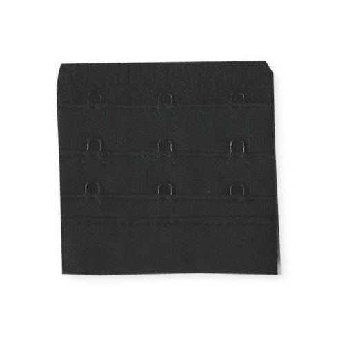 NATURANA Wstawka poszerzająca obwód biustonosza dla kobiet karmiących 6,5 cm kolor czarny (4005334504473)