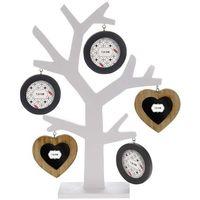 Stojak z ramkami na zdjęcia tree - ramki na 5 zdjęć marki Home styling collection