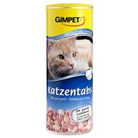 GIMPET Katzentabs mit Fisch - tabletki witaminowe z rybą 710szt.