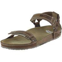 Sandały NIK Giatoma Niccoli 07-0095 - Brązowe 001 (5902930622817)