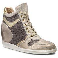 Sneakersy - b3344 dave met. 6715/tesla ivory/lucerna 3, Carinii