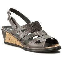 Sandały - 710758 grau 9 marki Comfortabel