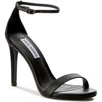 Sandały STEVE MADDEN - Stecy Sandal 91000080-0W0-07017-01001 Black, kolor czarny