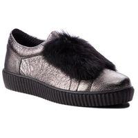 Sneakersy SOLO FEMME - 95204-11-I28/000-03-00 Antracyt, w 3 rozmiarach