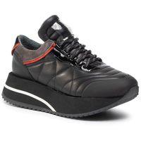 Sneakersy - 66276-fa bx 1619 black/d.grey/khaki 3133 marki Bronx