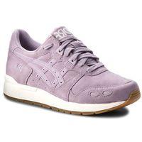 Sneakersy ASICS - TIGER Gel-Lyte 1192A032 Soft Lavender/Soft Lavender 500, kolor fioletowy