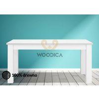 Stół parma 43 nierozkładany 180x76x90 marki Woodica