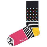 Happy socks stripes & dots skarpetki wielokolorowy 36-40