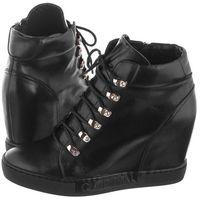 Sneakersy Carinii Czarne B5185-E50-000-000-B88 (CI445-a)