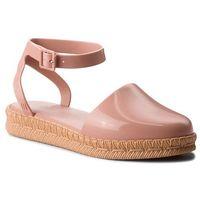 Sandały MELISSA - Espadrille + Jason Wu 32353 Pink/Beige 52623, w 6 rozmiarach