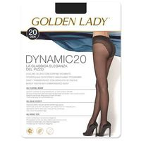 GOLDEN LADY Dynamic 20 • Rozmiar: 4/L • Kolor: NERO (8300497080229)