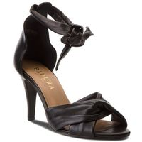 Sandały - 4650-69 czarny 010 marki Badura