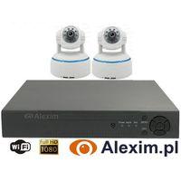 Zestaw IP HD Rejestrator+2x Łezka (R1094+2X1168)