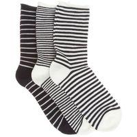 Pepe Jeans Annabel Set of 3 pairs of socks Czarny Biały 37-41
