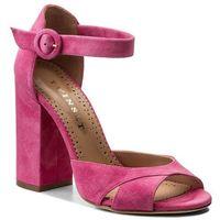 Sandały TWINSET - Sandalo CS8TDU Provocateur 00803, kolor różowy