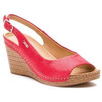 Sandały - rst-2135-01 red marki Lasocki