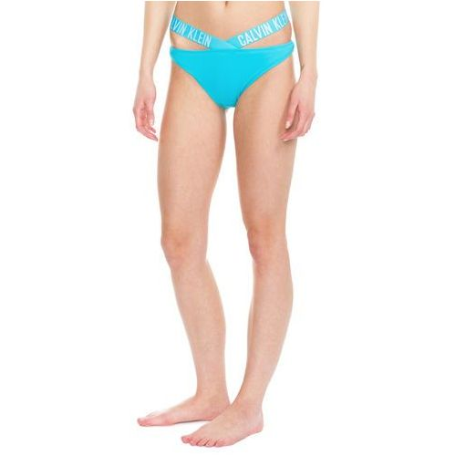 Calvin Klein Swimwear INTENSE POWER Dół od bikini blue