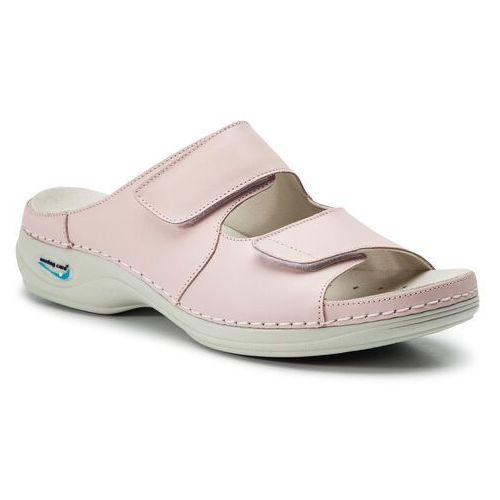 Nursing care Klapki - viena wg822 rosa claro/light pink