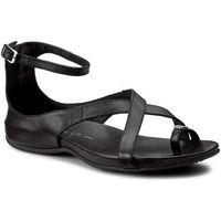 Sandały NESSI - 19210 Czarny 3