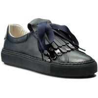 Sneakersy - 802 14403502 102 navy/black 501, Marc o'polo