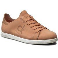 Sneakersy jeans - sailor r4080 dusk, Calvin klein, 36-40