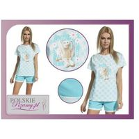 Piżama damska rabbit: błękit, Cornette