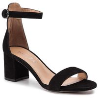 Sandały BADURA - 4887-69 Czarny 015, w 2 rozmiarach