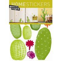 Naklejka ścienna kaktusy host010 marki Nouvelles images