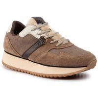 Gant Sneakersy - linda 19533881 mud brown g467