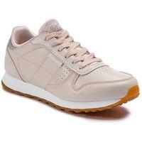 Sneakersy - old school cool 699/ltpk lt.pink marki Skechers