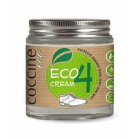 Pasta do butów krem do pielęgnacji skóry licowej ekologiczny coccine 100ml