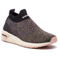 Sneakersy DIESEL - S-Kby So W Y01878 P2062 H2111 Black/Multicolor, w 2 rozmiarach