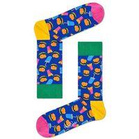 - skarpetki hamburger marki Happy socks