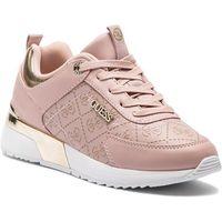 Guess Sneakersy - marlyn fl5mrl fal12 blush