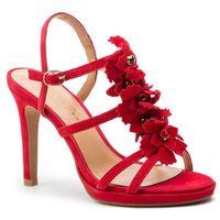 Sandały ALMA EN PENA - V19346 Suede Red